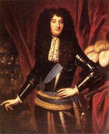 William Douglas-Hamilton, 1634 - 1694, Duque de Hamilton, concedió la corona escocesa a William III de Orange