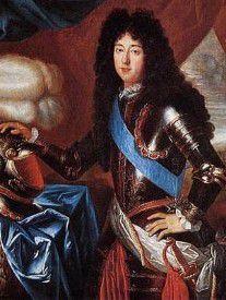 Philippe I de Orleans, 1640 - 1701, Fundador de la Casa de Orleans, antepasado de la realeza católica más moderna