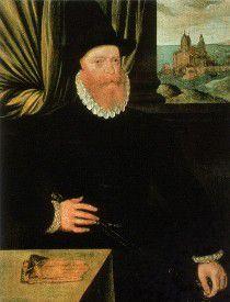 James Douglas, 1525 - 1581, 4º Conde de Morton y regente de Escocia, apoyó la Reforma