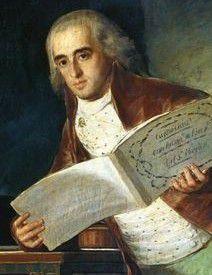 José Álvarez de Toledo, 1756-1796, Duque de Medina Sidonia y Alba de Tormes, esposo de la Duquesa de Alba