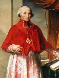 Joseph Fesch, 1763 - 1839, cardenal francés, estrechamente asociado a la familia de Napoleón Bonaparte