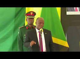 """El presidente de Tanzania John Magufuli desvela el fraude de los test Covid  """"Cosas extrañas ocurren en este país""""."""