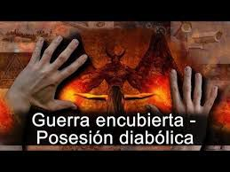 Guerra encubierta y posesión diabólica