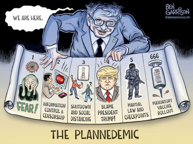 The plannedemic