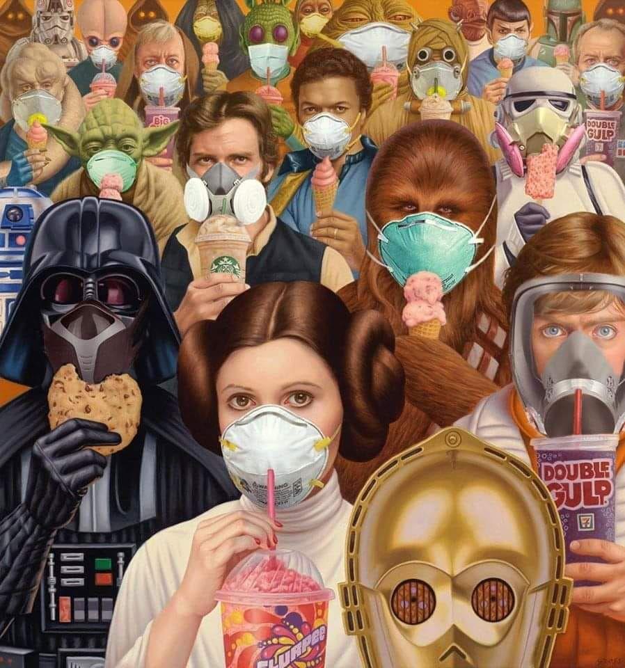 Ingeniería social: La máscara, un poderoso símbolo de opresión del COVID