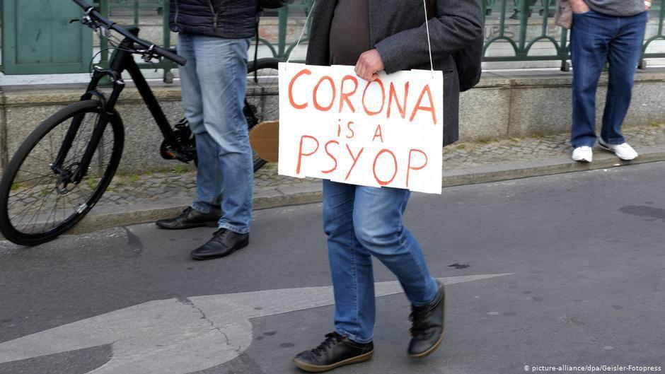 ¿El terrorífico coronavirus es una operación psicológica?