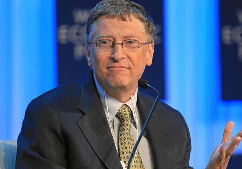 Bill Gates invierte 1.600 millones de dólares en presionar a la gente para que se vacunen contra el coronavirus.