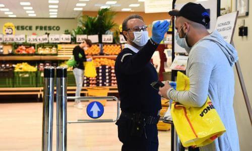 Coronavirus: Un simple estornudo puede enviarte al Gulag...