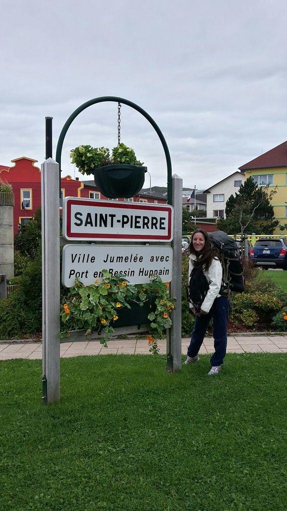 Canada : Celui qui retournait en France