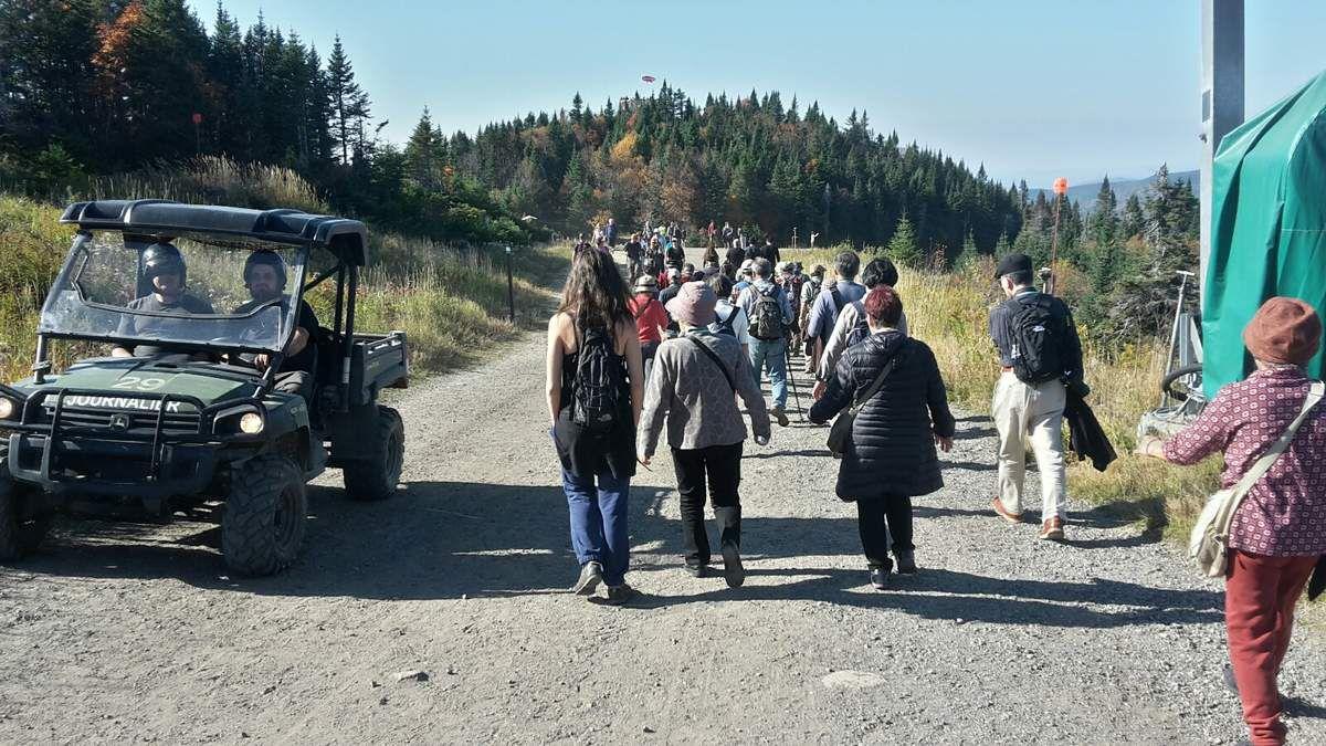 Canada : Celui qui en prenait plein la vue