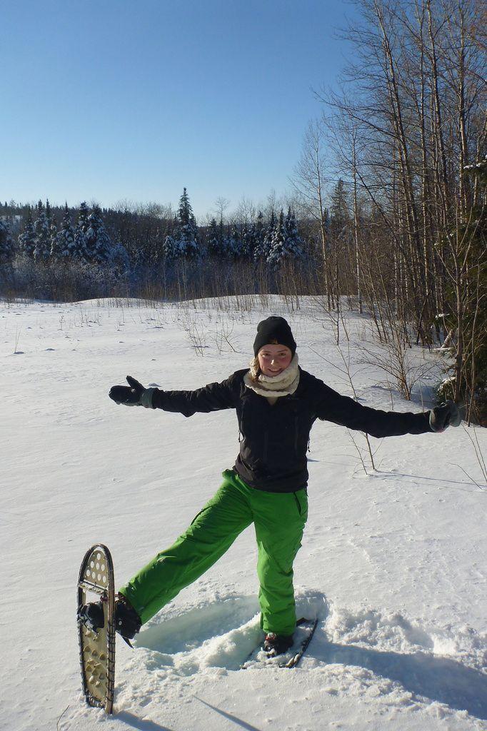 Canada - Celui qui faisait du volontariat au Saguenay