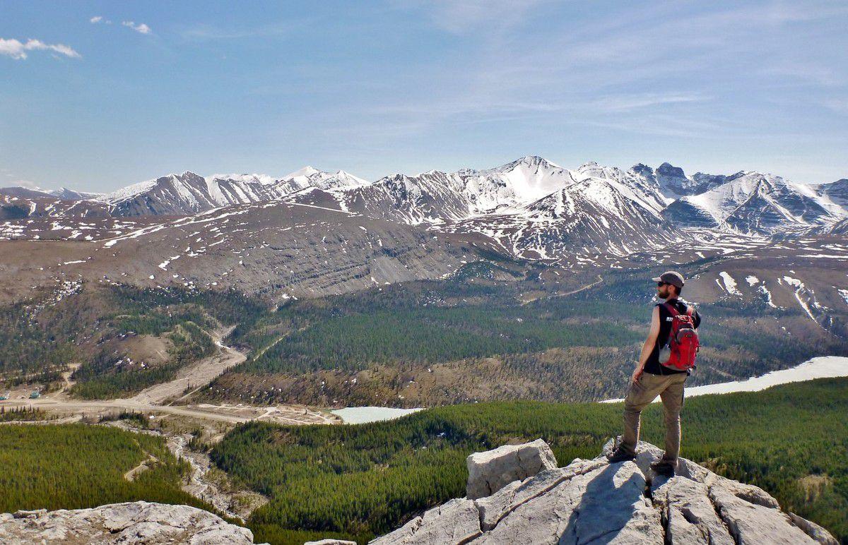 Canada - Celui qui prenait l'Alaska Highway