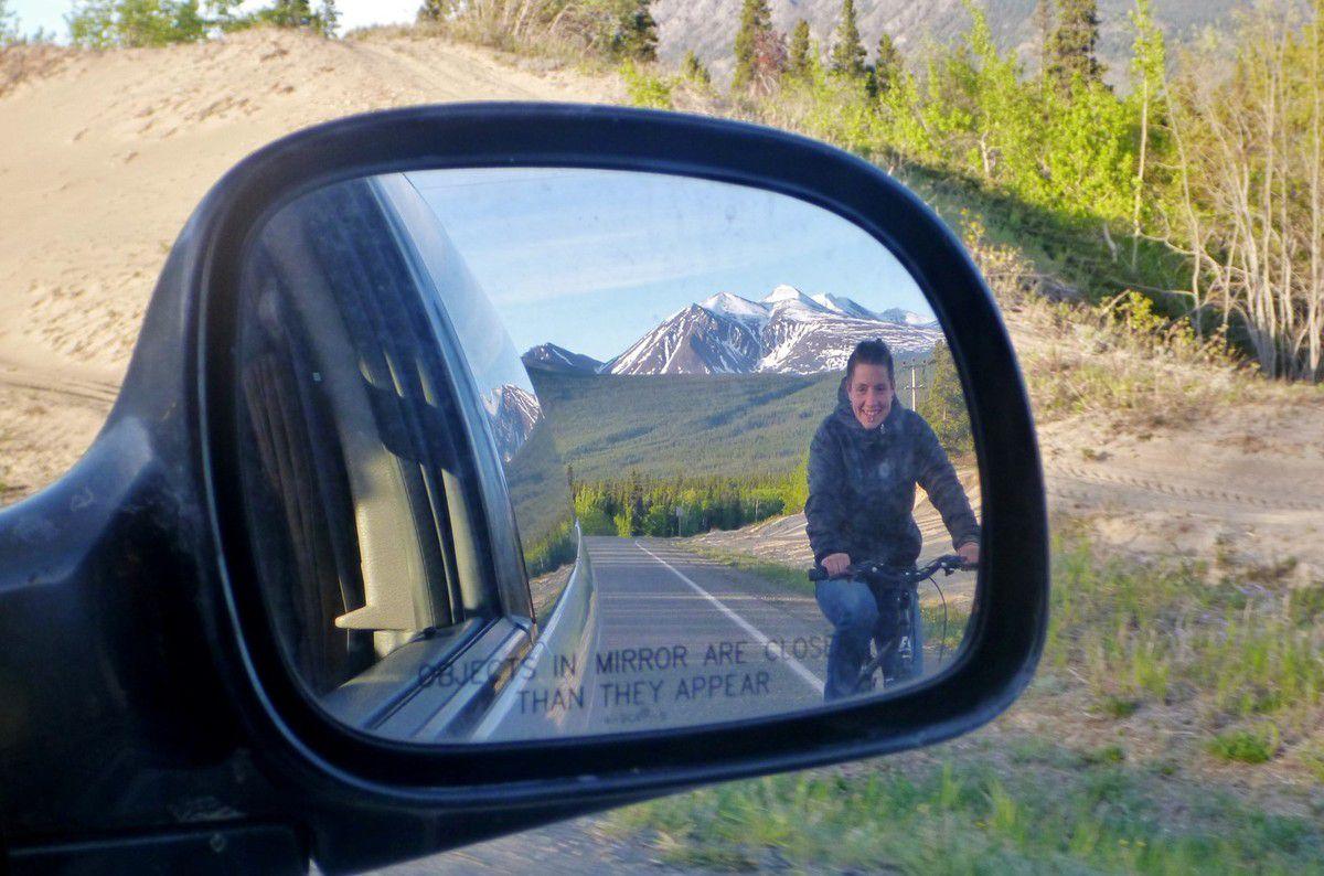Canada - Celui qui fêtait ses 33 ans à Carcross, Yukon