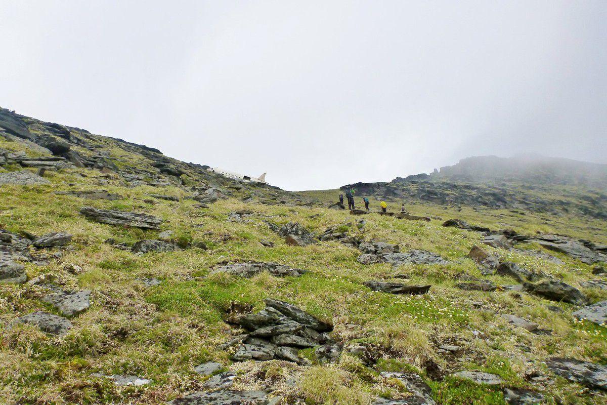Canada - Celui qui partait en expédition hélico