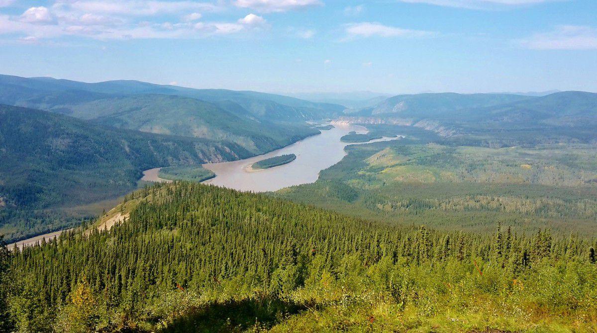 Canada - Celui qui découvrait Dawson City