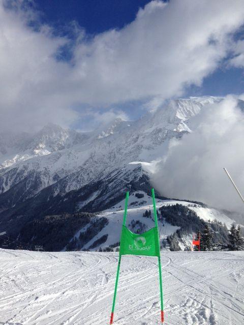 1ES1, 1S1 et 2A Ski Alpin : bilans individuels