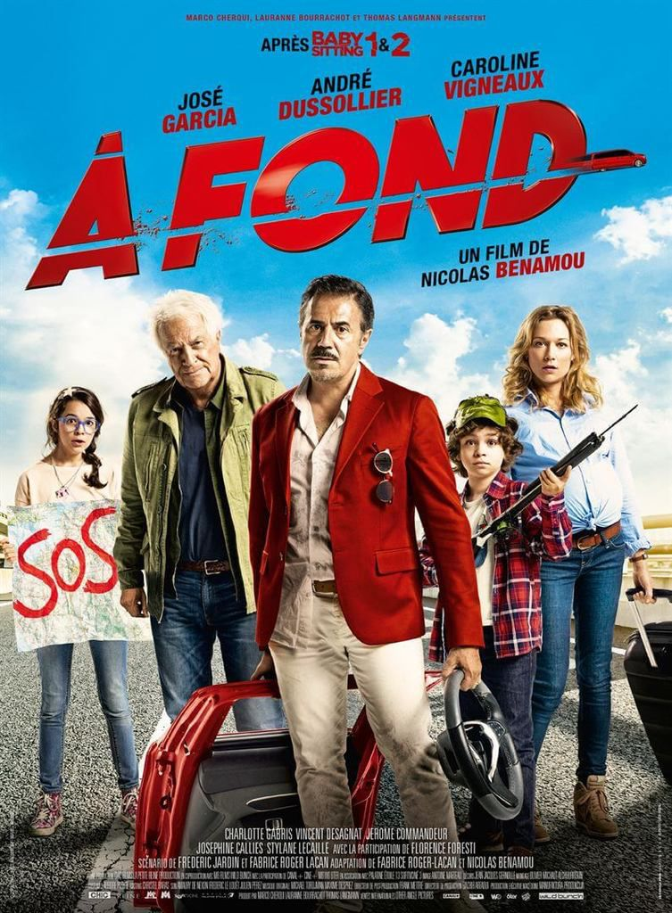 A Fond ! Bande annonce.