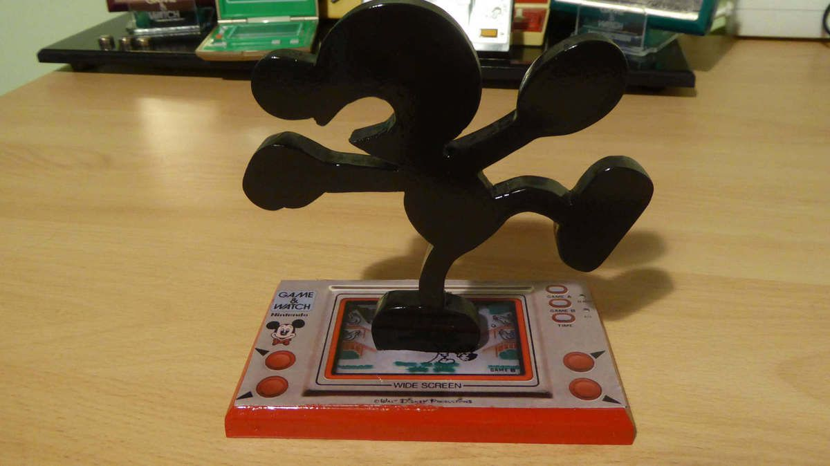 GAME & WATCH Collection.