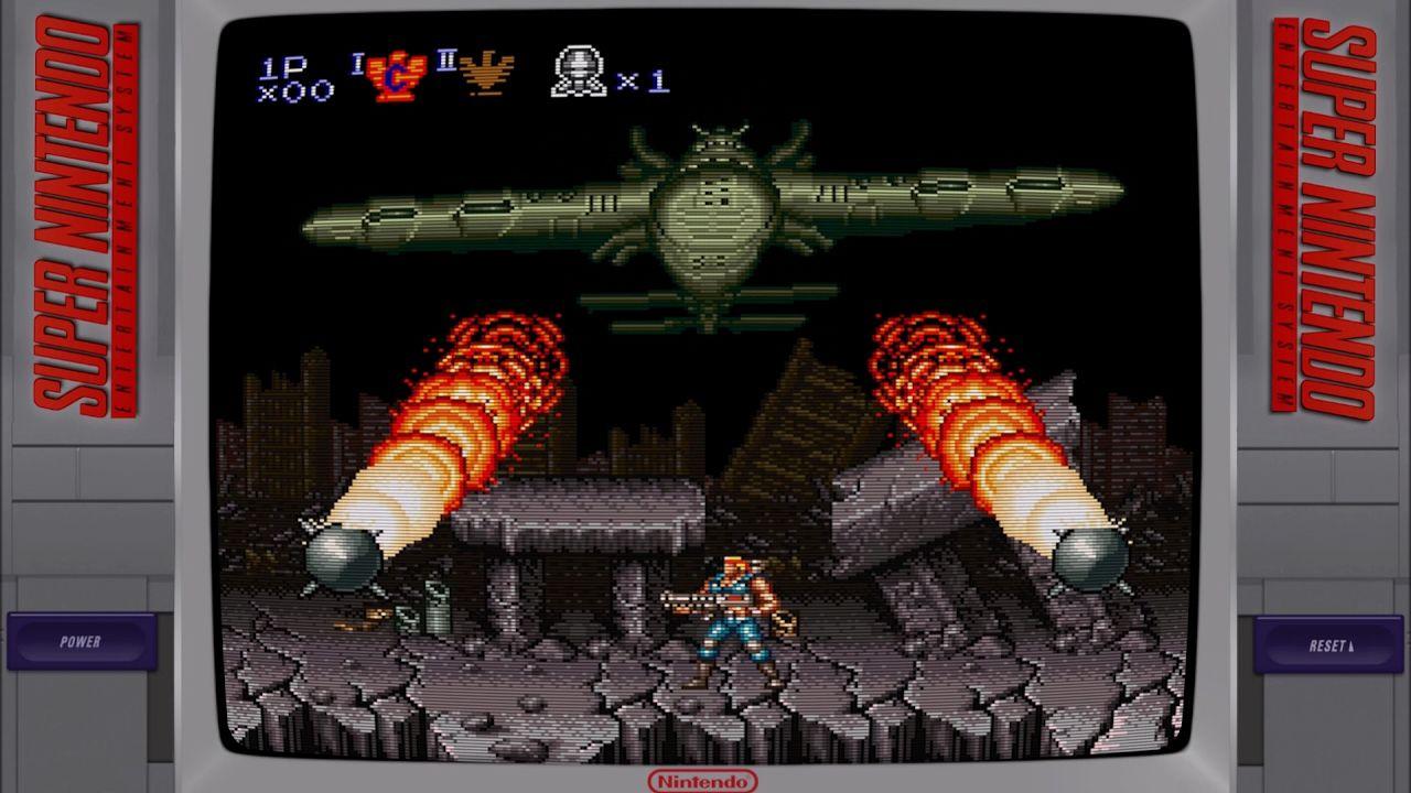 Overlay sous forme de console SNES.