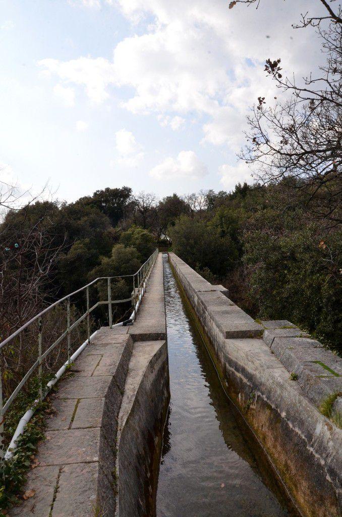 LE CANAL DE LA SIAGNE, L'ANTRE DU MINAUTORE