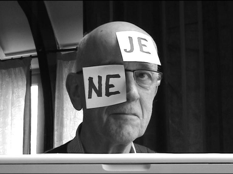 Jacques Aumont - Cinématon n°2870