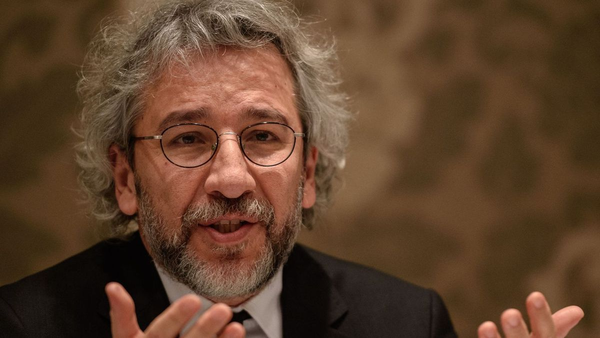 Can Dündar appelle l'Europe à se mobiliser contre «la plus grande prison de journalistes du monde»