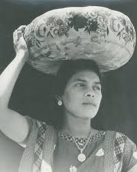 Tina Modotti, femme de Tehantepec (1929)