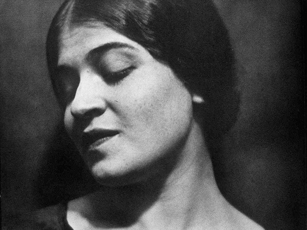 Tina Modotti portrait d'Edward Weston (1924)