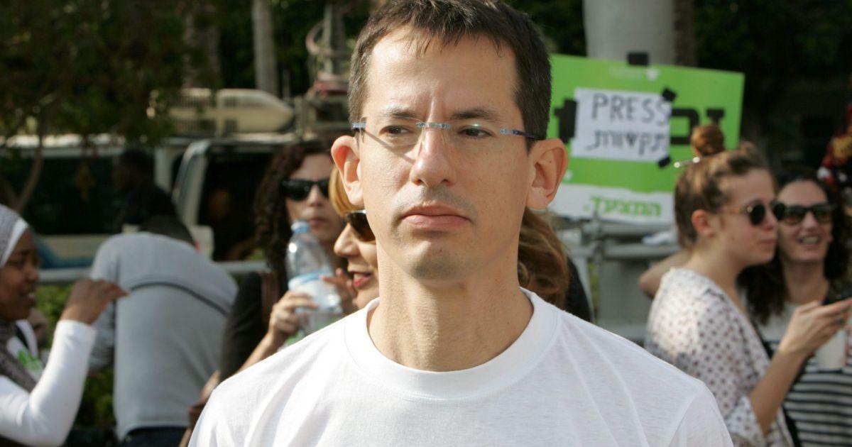 Hagai El-Ad - directeur exécutif du groupe de défense des droits humains israélien B'Tselem