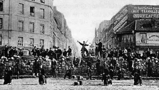 A la mémoire de la Commune: un article de Lénine en 1911 pour le 40 e anniversaire de la Commune de Paris qui commença le 18 mars 1871