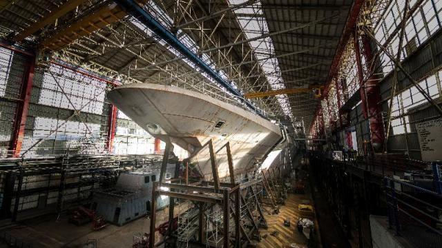 Le virus El Khomri: Lorient, DCNS dénonce l'accord d'entreprise signé avec les syndicats en 2004