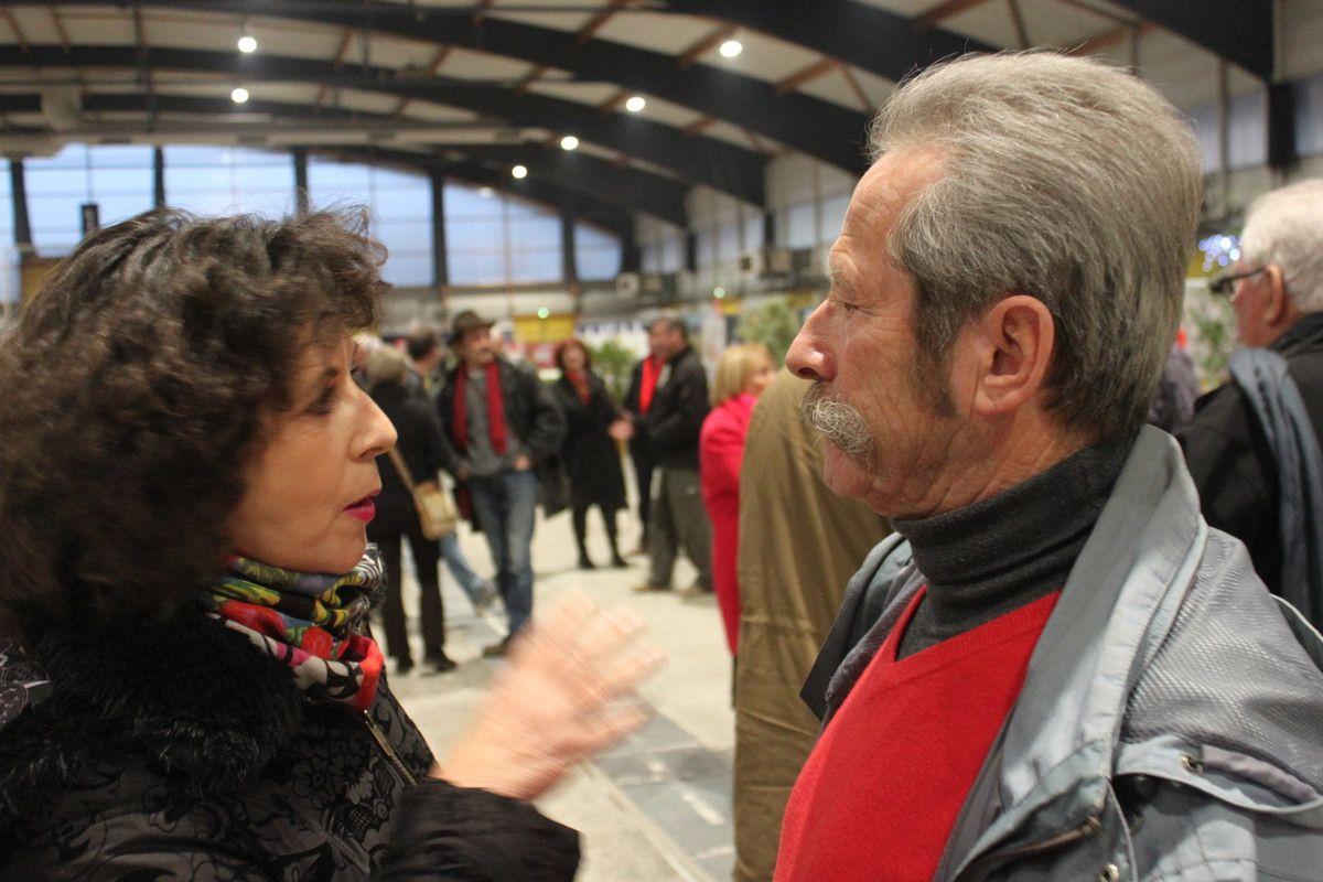 Une fête de l'Huma Bretagne 2016 exceptionnelle: le samedi 3 décembre (photos Jean-Luc Le Calvez)