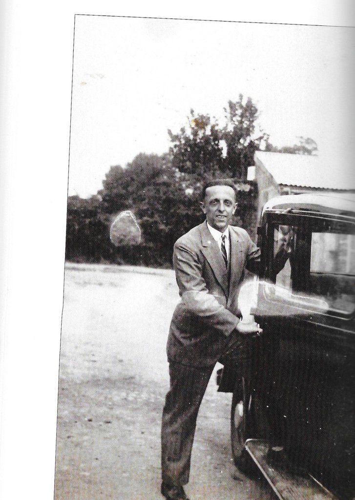 Olier Mordrel en 1929