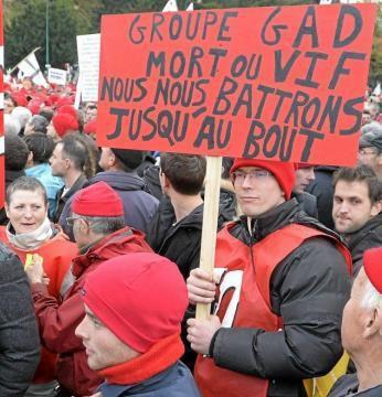 Abattoir Gad. Les plaies des ex-salariés toujours pas cicatrisées (Ouest-France, 4 février 2017)