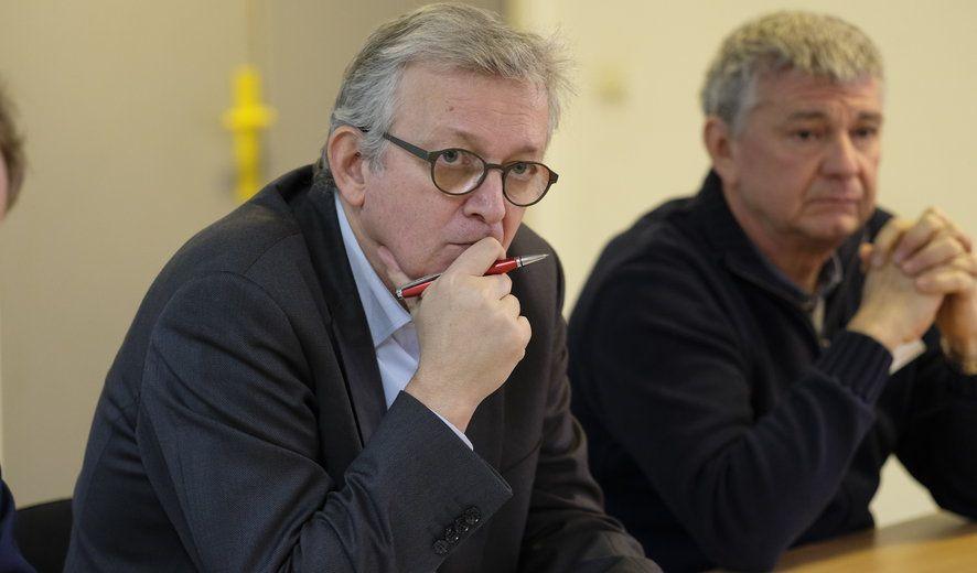 """Pierre Laurent : """"Le projet d'Estrosi pour les transports est dangereux"""" (La Marseillaise, 8 février 2017)"""