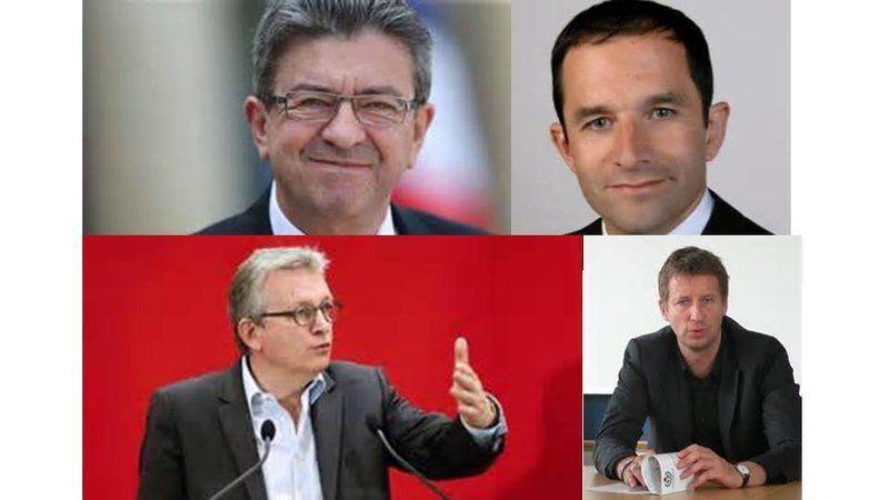 Rassemblement à gauche: Urgence! Pour une candidature commune à la présidentielle et un pacte de majorité