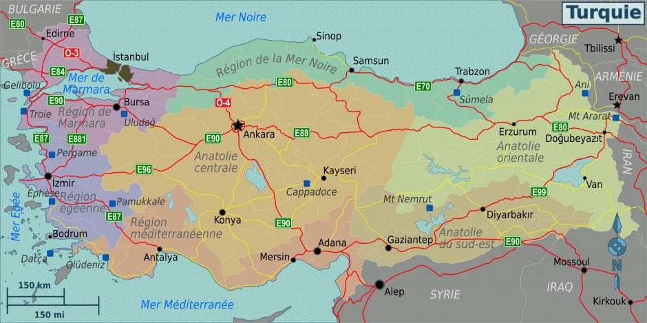 Référendum Turquie : « Une prétendue victoire électorale mais une réelle défaite politique cinglante » (PCF)