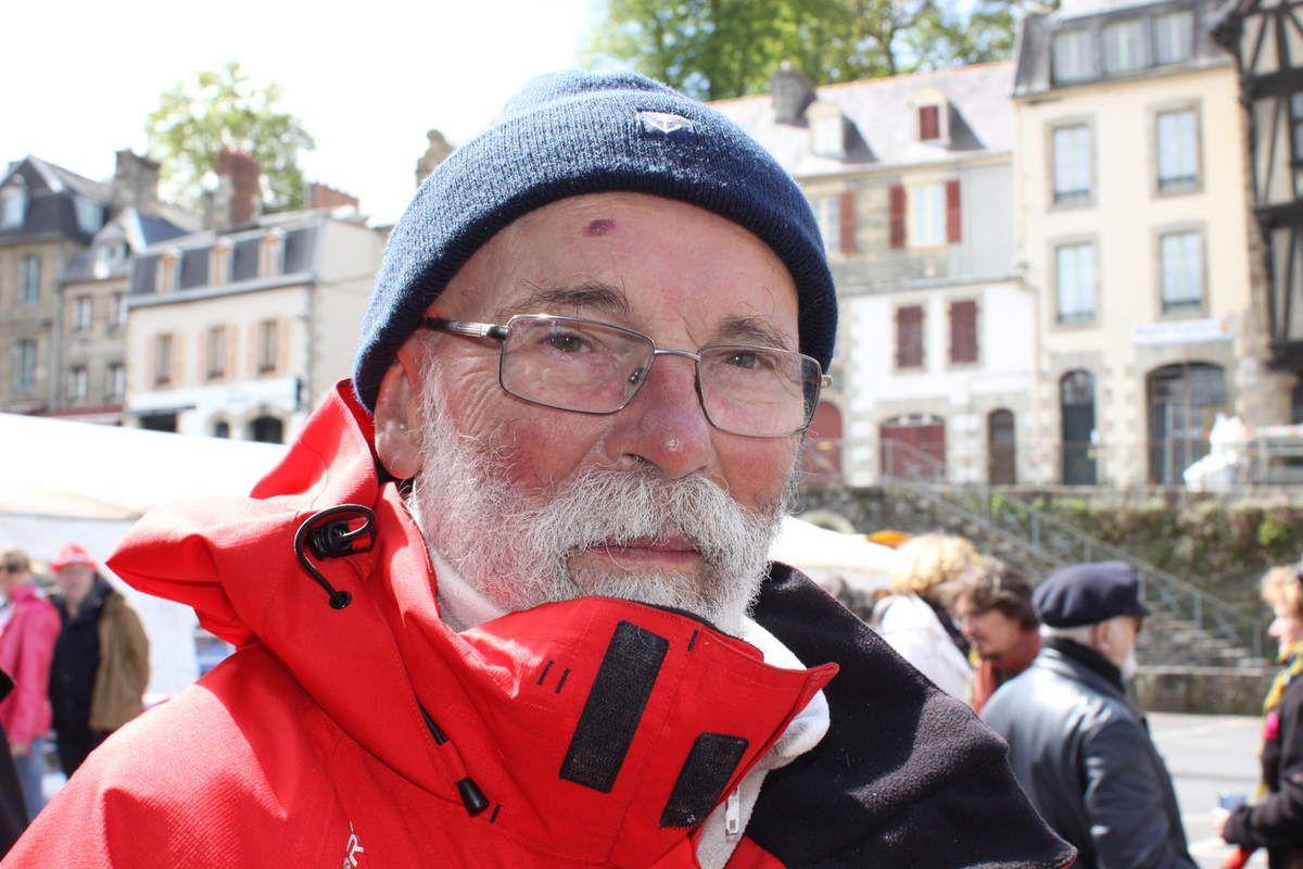 Mariahno Bahno, tout sauf un médecin malgré lui ou un marin d'eau douce (photo Jean-Luc Le Calvez)