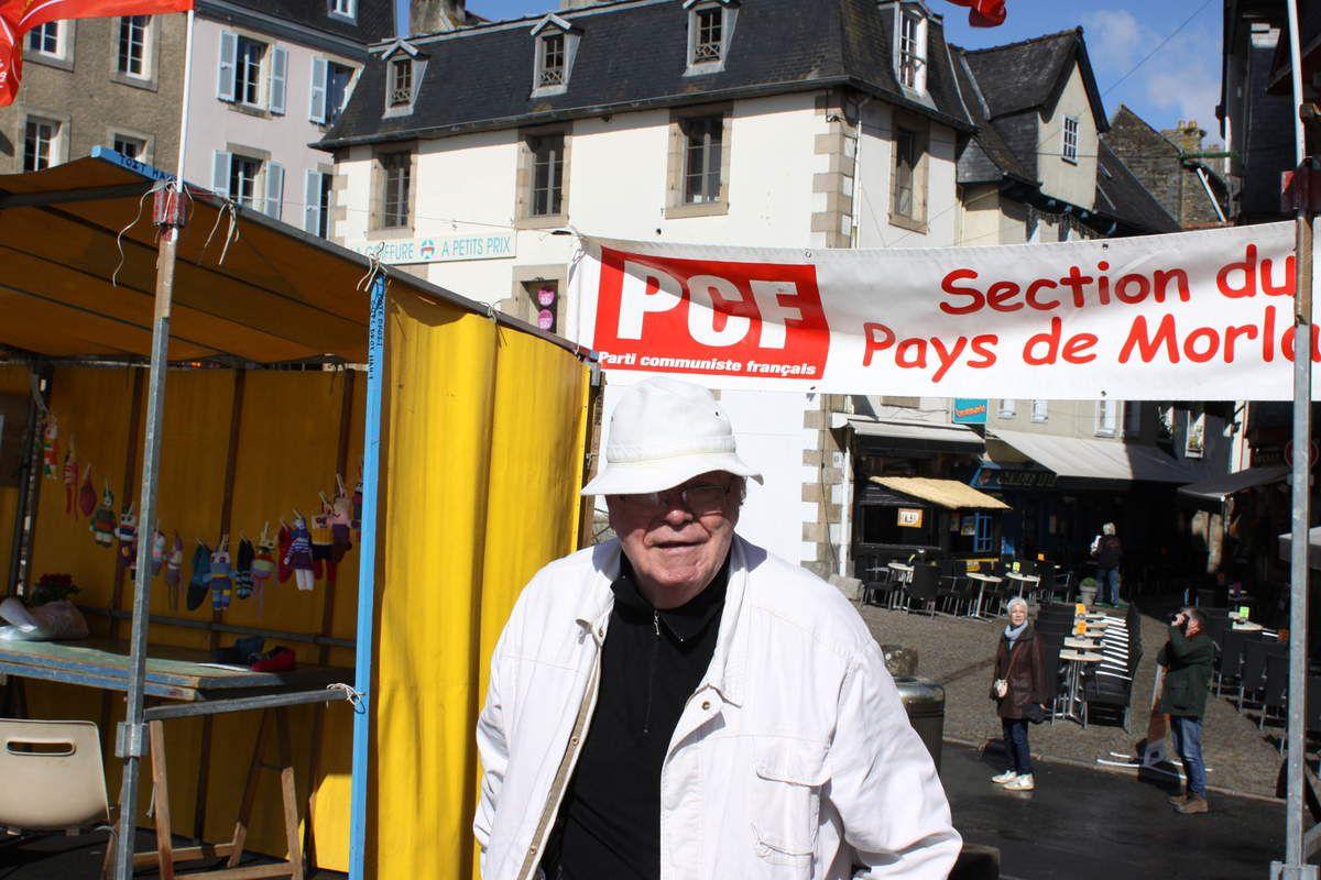 Alain David - photo JL Le Calvez