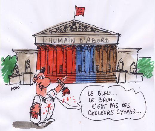 Législatives: conférence de presse de Pierre Laurent, 22 mai 2017