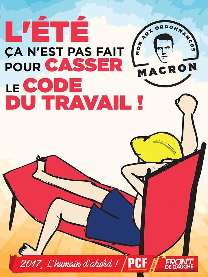 """Sa parole est d'or, André Chassaigne décrypte la modernité de Macron dans L'Humanité Dimanche: """"C'est moderne une politique au bulldozer?"""""""
