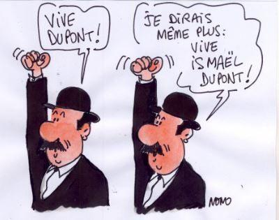 Qui appelle publiquement à voter Ismaël Dupont et Muriel Grimardias pour avoir un député vraiment à gauche pour nous défendre contre la politique de Macron, avec une expérience de la lutte pour les intérêts de la population et une volonté de porter sa voix à l'Assemblée Nationale?