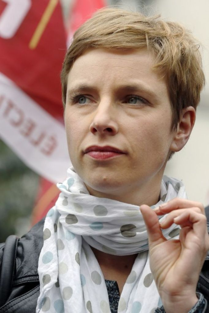Clémentine Autain, Ensemble, soutenue par le PCF et France Insoumise, élue sur la circonscription de François Assensi