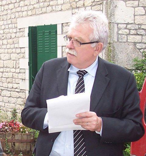 André Chassaigne, président du groupe Front de Gauche à l'Assemblée de 2012 à 2017, réélu avec 63% des voix dimanche 18 juin dans le Puy-de-Dôme