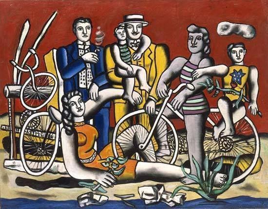 17 août 1955, disparition de Fernand Léger, peintre universel et adhérent communiste depuis 1945