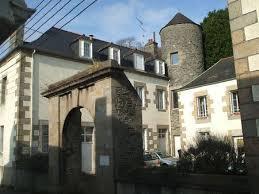 Ancienne prison du Créach-Joly, à Morlaix