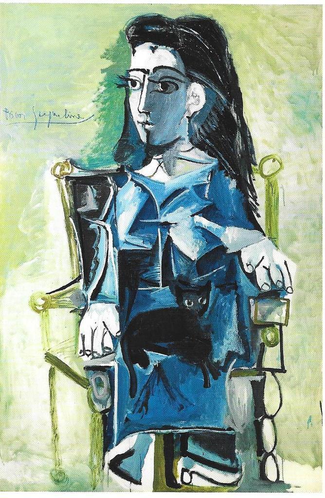 Portrait de Jacqueline (1964)