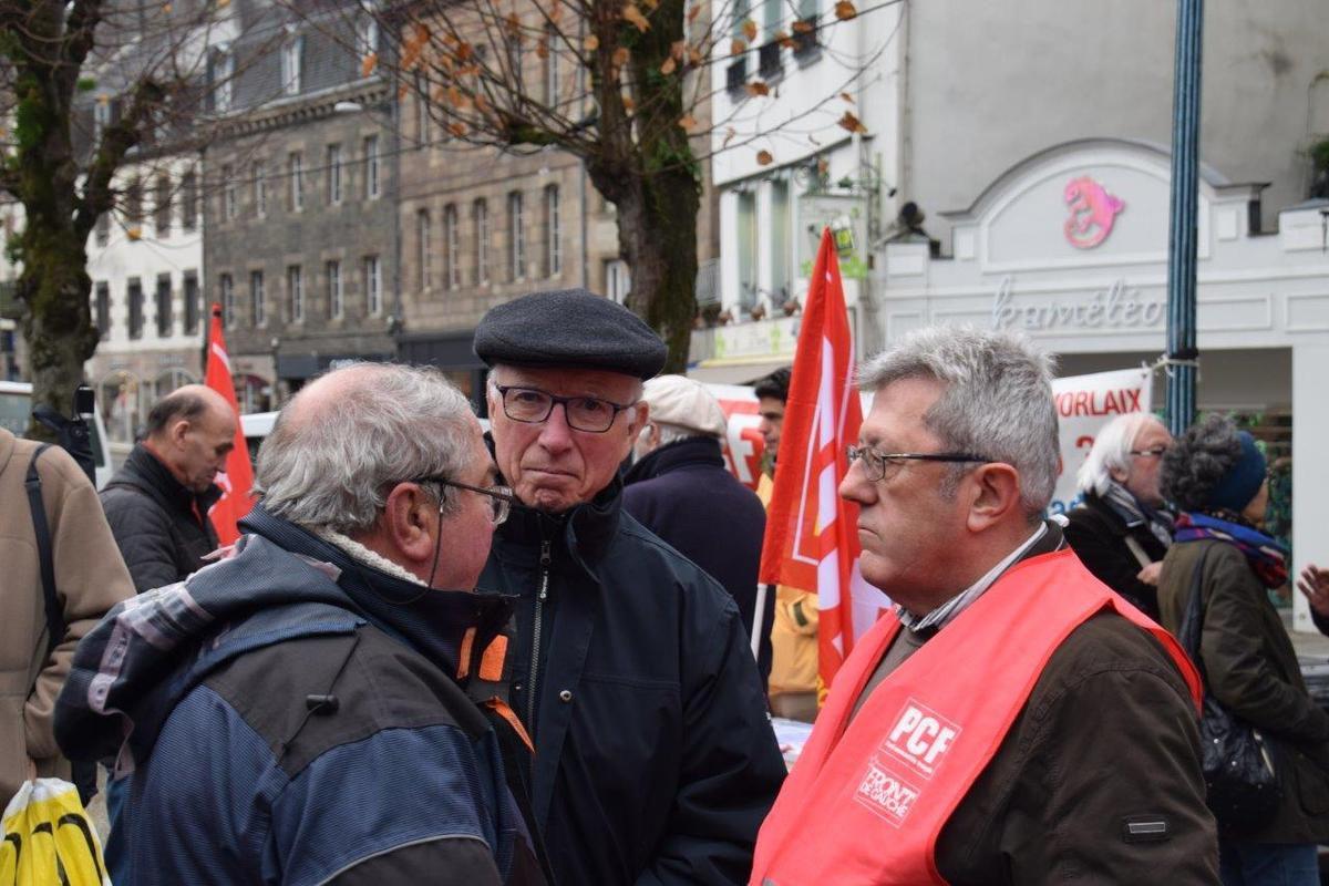 Jean-Claude Postic, Georges Le Duff, Daniel Ravasio (photo PY Boisnard)