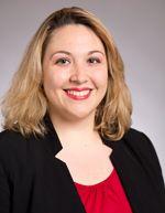 Hélène Bidard, coresponsable de la commission Droits des femmes et féminisme au Conseil National du PCF, adjointe au maire à Paris