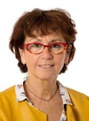 Laurence Cohen, élue communiste du Val-de-Marne au Sénat depuis 2011